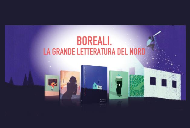 Boreali. La grande letteratura del Nord