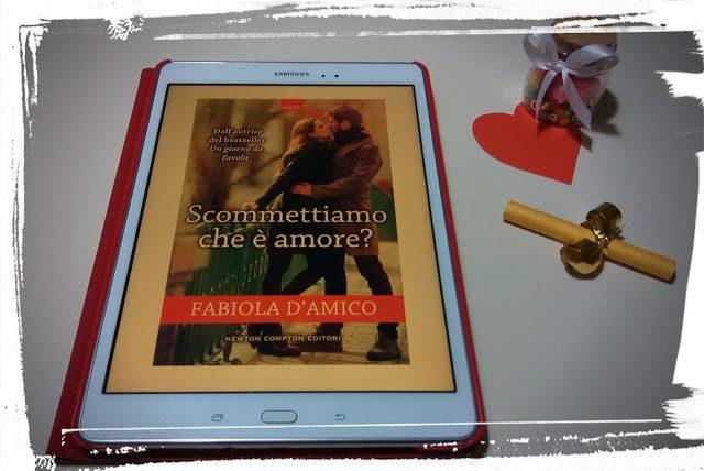 Fabiola D'Amico – Scommettiamo che è amore?
