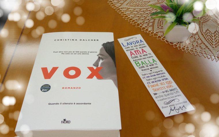 Christina Dalcher – VOX