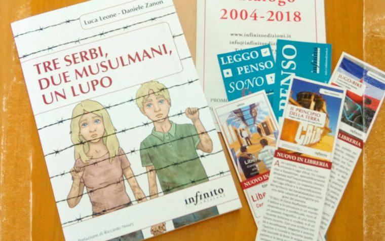 """Luca Leone e Daniele Zanon – """"Tre serbi, due musulmani, un lupo"""""""