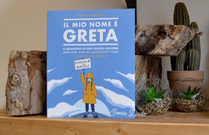 """VALENTINA GIANNELLA – """"Il mio nome è Greta"""""""