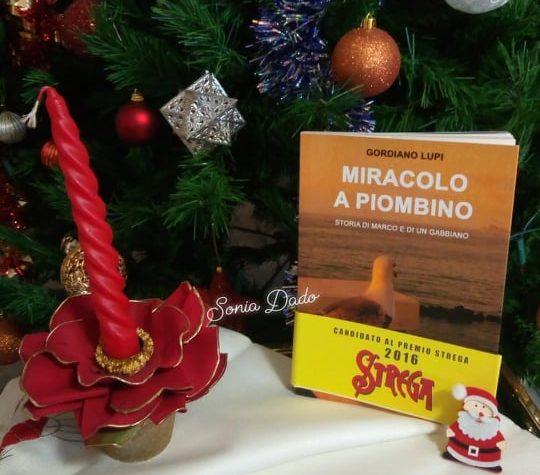 """GORDIANO LUPI – """"MIRACOLO A PIOMBINO. STORIA DI MARCO E DI UN GABBIANO"""""""
