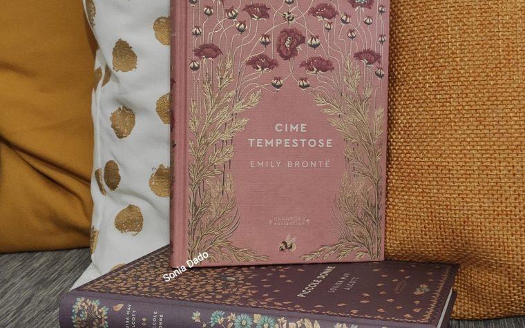 "Emily Brontë  – ""Cime Tempestose"""